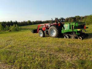 CRP planting
